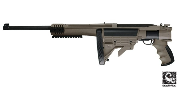 ati strikeforce stock for ruger 10/22 review