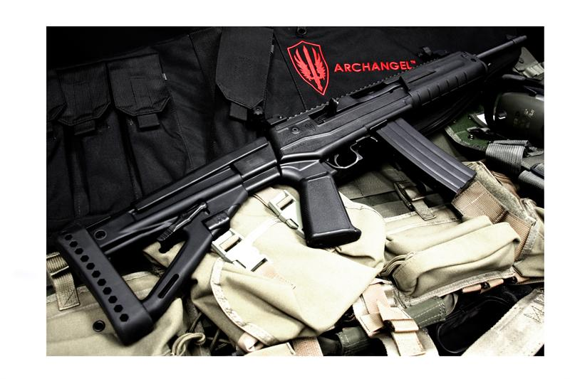 PROMAG ARCHANGEL SPARTA PISTOL GRIP CONVERSION STOCK for the